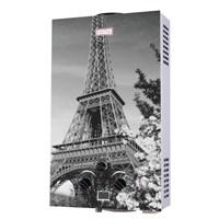 Газовая колонка Ларгаз декор Париж 10л. XD N(эйфелева башня)
