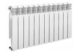 Радиатор биметаллический Оазис 350/80/ 12сек